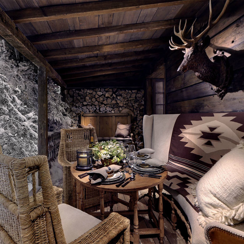 Ralph Lauren Home Alpine Lodge Vrh Solutions