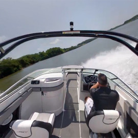 Sea Ray 240 Jet – 360 Video App