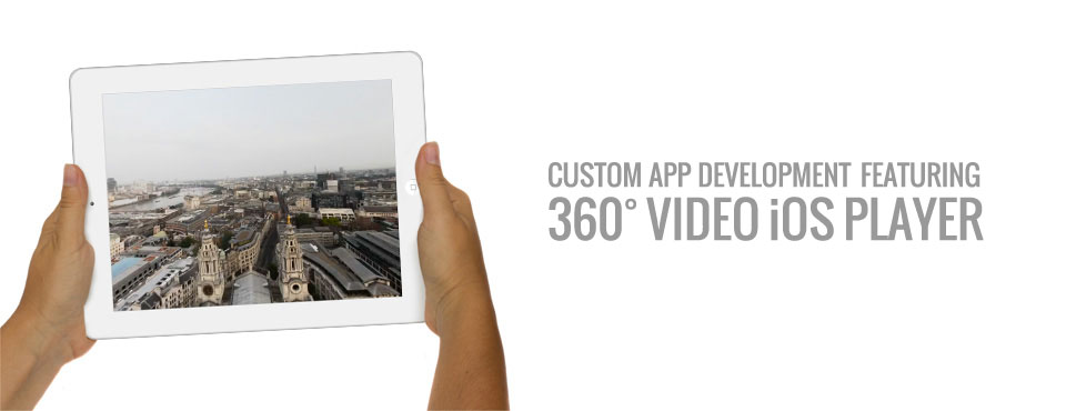 360° Video iOS Player
