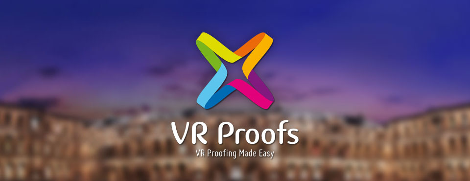 VR proofing made easy